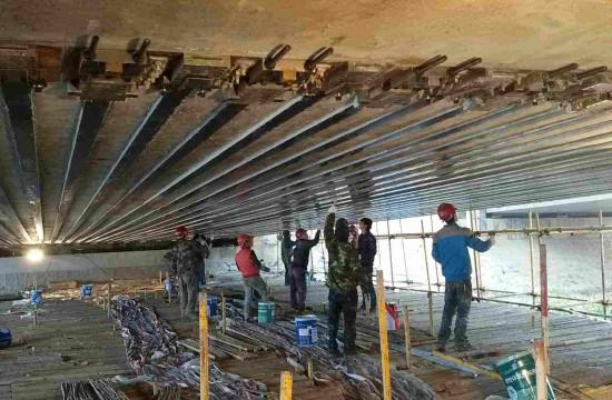 旧桥下部结构加固技术方法